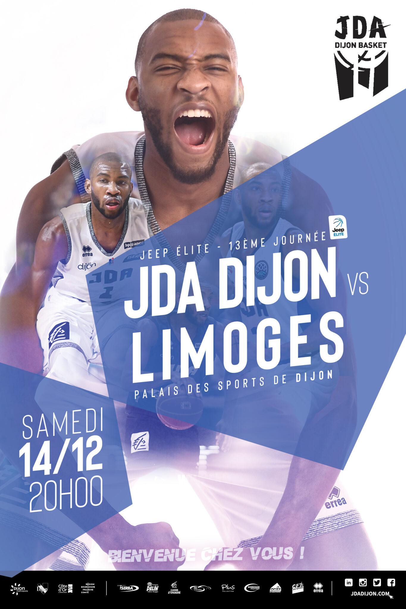 Affiche Limoges