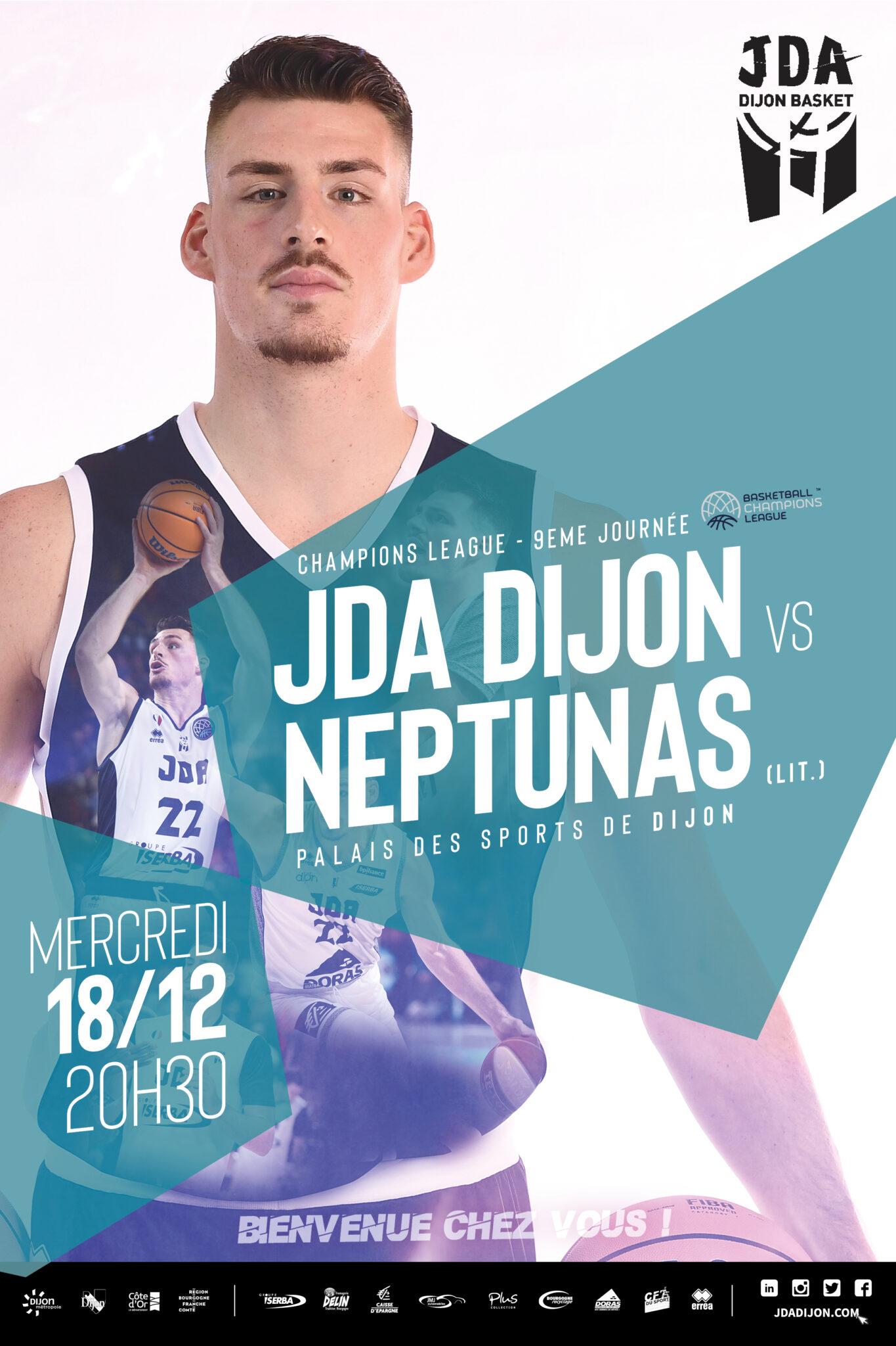 Affiche Neptunas