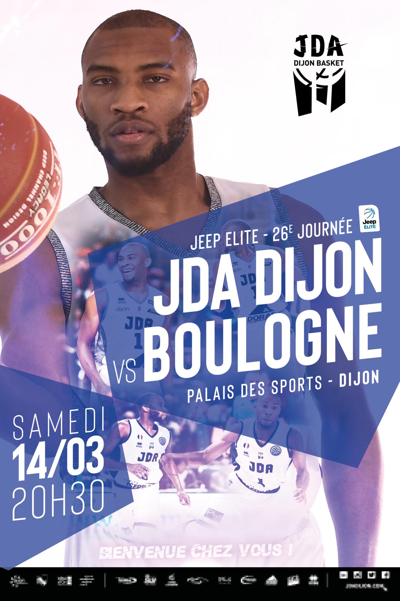 Affiche Boulogne