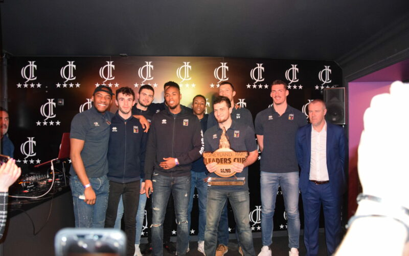Ligue Nationale de Basket Tee-Shirt Officiel Finales Lnb 2019 Tee-Shirt Supporter Mixte Enfant