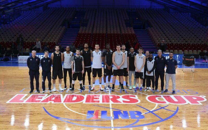 Au cœur de la JDA Dijon à la Leaders Cup
