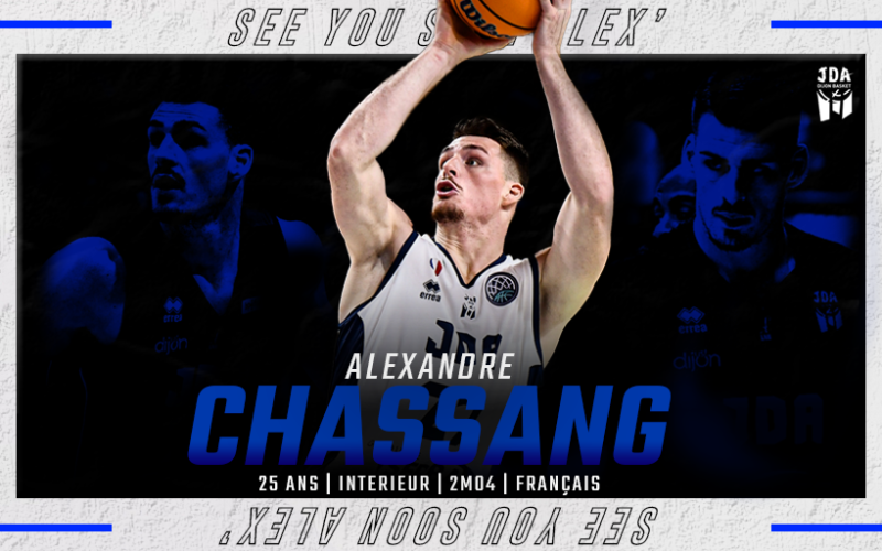 Alexandre Chassang sera présent au rendez-vous