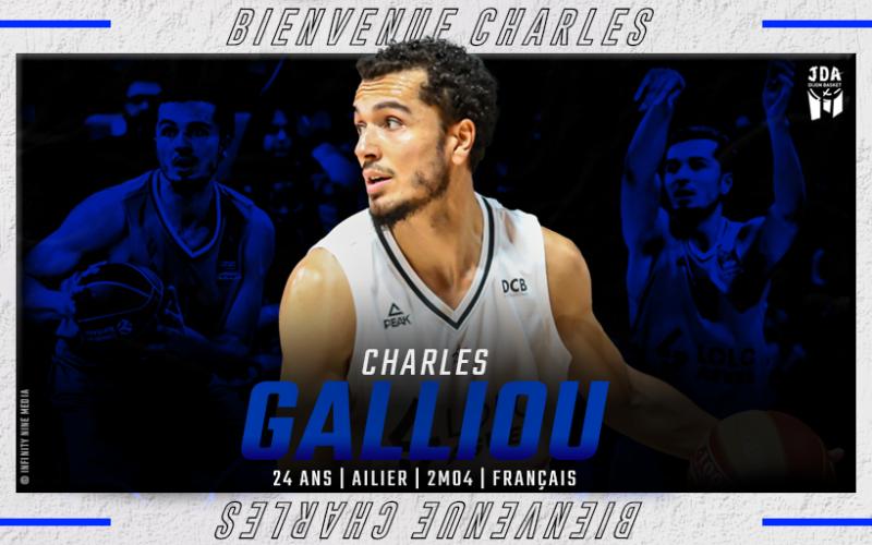 Charles Galliou pose ses valises à Dijon