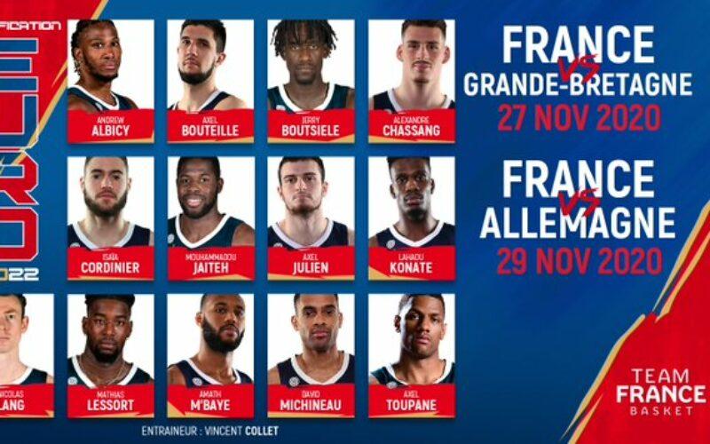 Axel Julien et Alexandre Chassang appelés en Équipe de France