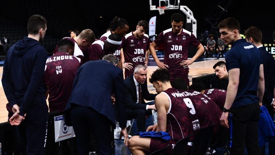 Equipe JDA Dijon