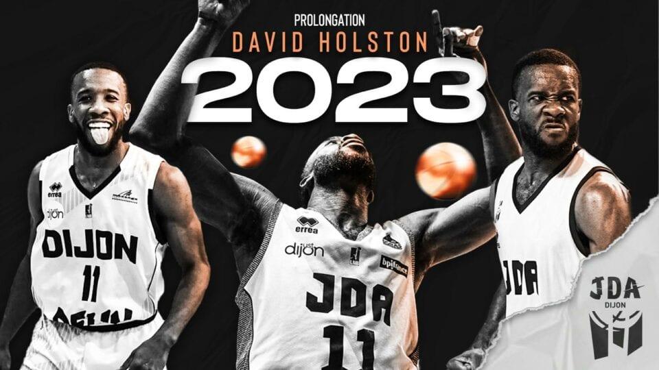 David Holston prolongation
