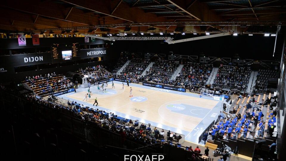Salle JDA Dijon