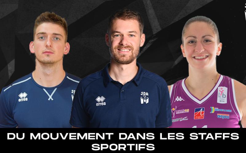 Du mouvement au sein des staffs sportifs de la JDA Dijon Basket