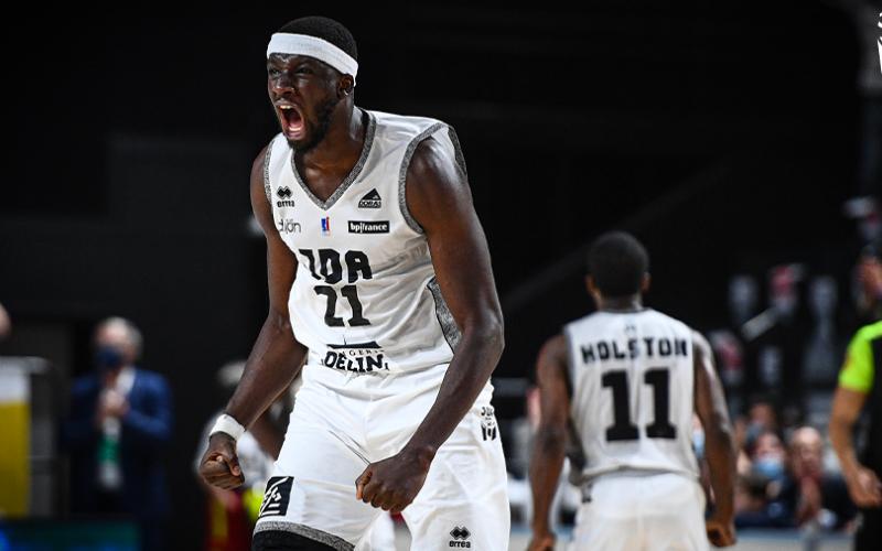 Abdoulaye Loum prolonge à la JDA Dijon jusqu'en 2024 !