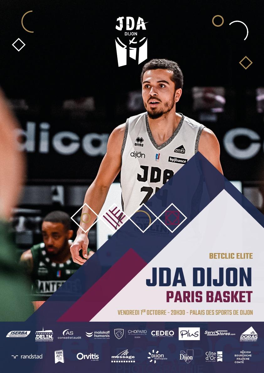 Dijon - Paris Basket