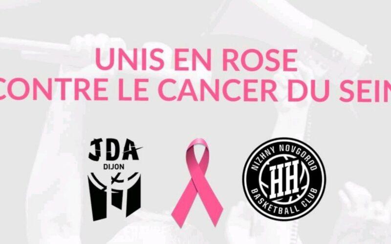 La JDA soutient l'opération Octobre rose